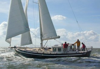 Noordkaper 47 Classic, Sailing Yacht Noordkaper 47 Classic for sale at White Whale Yachtbrokers