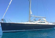 Jeanneau Sun Odyssey 49 DS, Zeiljacht  for sale by White Whale Yachtbrokers - Willemstad