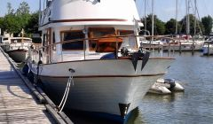 Taiwan Trawler 38, Motorjacht Taiwan Trawler 38 for sale by White Whale Yachtbrokers