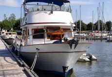 Taiwan Trawler 38, Motor Yacht  for sale by White Whale Yachtbrokers