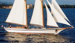 Lunstroo Schooner Type Herreshoff, Zeiljacht Lunstroo Schooner Type Herreshoff for sale by White Whale Yachtbrokers