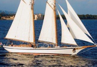 Lunstroo Schooner Type Herreshoff, Zeiljacht Lunstroo Schooner Type Herreshoff te koop bij White Whale Yachtbrokers