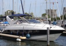 Fairline Targa 40, Speedboat and sport cruiser  for sale by White Whale Yachtbrokers