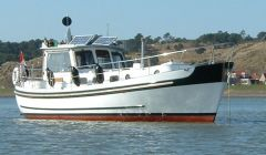 Polyboot 37 Motorsailer, Motorzeiler Polyboot 37 Motorsailer for sale by White Whale Yachtbrokers