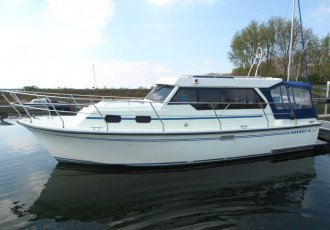 Excellent 1000, Motor Yacht Excellent 1000 for sale at White Whale Yachtbrokers - Willemstad