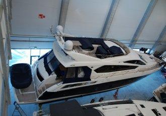 Sunseeker Manhattan 63, Motorjacht Sunseeker Manhattan 63 te koop bij White Whale Yachtbrokers