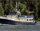 Steel Passenger Vessel, Motorjacht Steel Passenger Vessel hirdető:  White Whale Yachtbrokers