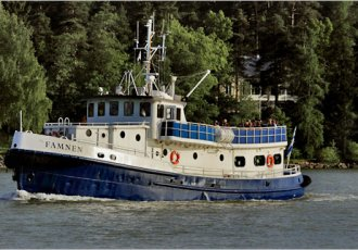 Steel Passenger Vessel, Motorjacht Steel Passenger Vessel te koop bij White Whale Yachtbrokers - Finland