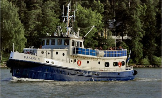 Steel Passenger Vessel, Motoryacht for sale by White Whale Yachtbrokers - Finland