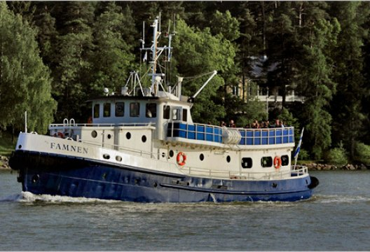 Steel Passenger Vessel, Motorjacht  for sale by White Whale Yachtbrokers - Finland
