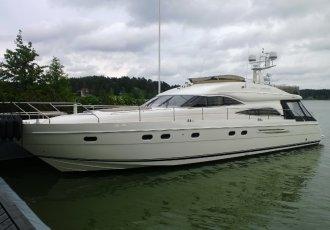 Princess 65, Motorjacht Princess 65 te koop bij White Whale Yachtbrokers - Finland