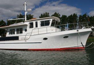 Island Gypsy Solo 40 Pilot, Motorjacht Island Gypsy Solo 40 Pilot te koop bij White Whale Yachtbrokers