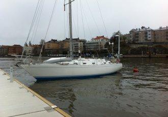 Stevens 40, Zeiljacht Stevens 40 te koop bij White Whale Yachtbrokers