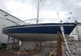 Vita Nova 401 Steel Sailing Yacht, Zeiljacht Vita Nova 401 Steel Sailing Yacht te koop bij White Whale Yachtbrokers