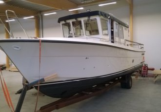 Botnia Targa 35, Motorjacht Botnia Targa 35 te koop bij White Whale Yachtbrokers
