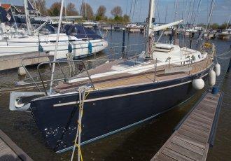 Koopmans Sentijn 37 Mk II, Zeiljacht Koopmans Sentijn 37 Mk II te koop bij White Whale Yachtbrokers