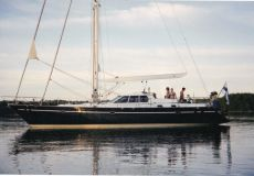 Custom Steel Sailing Yacht, Zeiljacht  for sale by White Whale Yachtbrokers