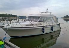 Saga 315, Motorjacht  for sale by White Whale Yachtbrokers