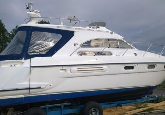 Sealine F36, Motorjacht Sealine F36 te koop bij White Whale Yachtbrokers