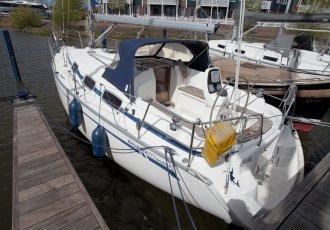 Bavaria 30 Cruiser, Zeiljacht Bavaria 30 Cruiser te koop bij White Whale Yachtbrokers