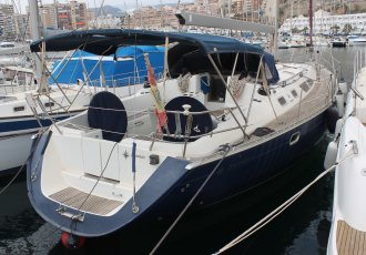 Jeanneau Sun Odyssey 45.2, Zeiljacht Jeanneau Sun Odyssey 45.2 te koop bij White Whale Yachtbrokers