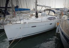 "Beneteau Oceanis 40 ""Exclusive"", Zeiljacht  for sale by White Whale Yachtbrokers"