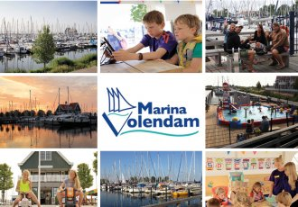 Marina Volendam 1,ligplaatste koop bij White Whale Yachtbrokers