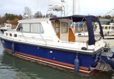 Channel Island 32, Motorjacht  for sale by White Whale Yachtbrokers