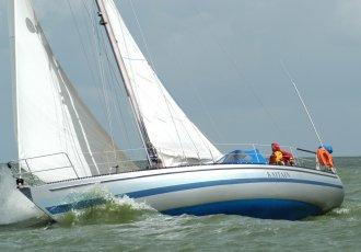 Koopmans 36, Zeiljacht Koopmans 36 te koop bij White Whale Yachtbrokers