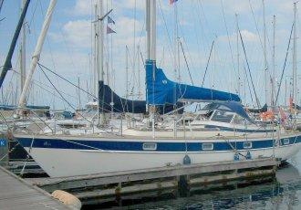 Hallberg Rassy 352 Scandinavia, Zeiljacht Hallberg Rassy 352 Scandinavia te koop bij White Whale Yachtbrokers