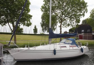 Jeanneau Sun Rise 35, Sailing Yacht Jeanneau Sun Rise 35 for sale at White Whale Yachtbrokers - Enkhuizen
