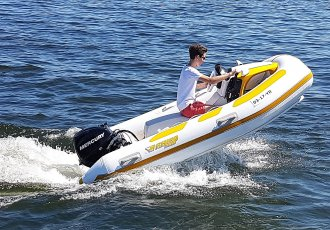 Mercury Rhino Rider, RIB and inflatable boat Mercury Rhino Rider for sale at White Whale Yachtbrokers - Willemstad