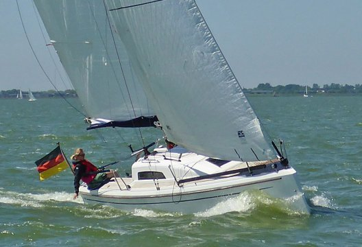 SQ 25, Zeiljacht  for sale by White Whale Yachtbrokers - Enkhuizen