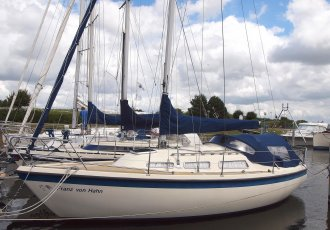 Hurley 800, Sailing Yacht Hurley 800 for sale at White Whale Yachtbrokers - Willemstad