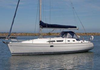 Jeanneau Sun Odyssey 37, Zeiljacht Jeanneau Sun Odyssey 37 te koop bij White Whale Yachtbrokers