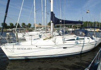 Jeanneau  Sun Odyssey 40, Zeiljacht Jeanneau  Sun Odyssey 40 te koop bij White Whale Yachtbrokers