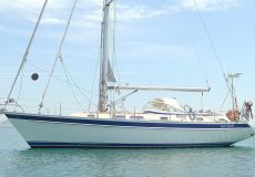 Hallberg Rassy 42 F MKII, Segelyacht  for sale by White Whale Yachtbrokers