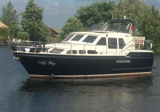 Linssen 40 SE, Motorjacht Linssen 40 SE te koop bij White Whale Yachtbrokers
