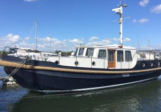 Linssen 40 Sturdy Classic, Motorjacht Linssen 40 Sturdy Classic te koop bij White Whale Yachtbrokers