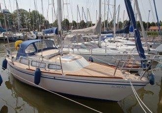 Jaguar 27, Zeiljacht Jaguar 27 te koop bij White Whale Yachtbrokers