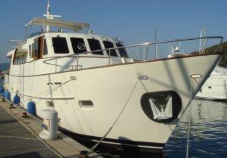De Vries Lentsch, Motorjacht De Vries Lentsch te koop bij White Whale Yachtbrokers