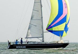 Luffe 37, Zeiljacht Luffe 37 te koop bij White Whale Yachtbrokers