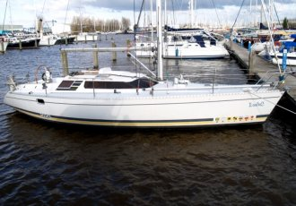Feeling 1090, Zeiljacht Feeling 1090 te koop bij White Whale Yachtbrokers - Willemstad