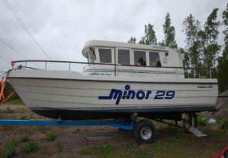 Minor 29 Oscar Pilot Fly, Motorjacht Minor 29 Oscar Pilot Fly te koop bij White Whale Yachtbrokers