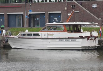 Lutje Motoryacht, Motorjacht Lutje Motoryacht te koop bij White Whale Yachtbrokers