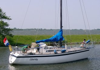 Kalik 33, Zeiljacht Kalik 33 te koop bij White Whale Yachtbrokers - Enkhuizen