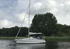 Sunbeam 33, Zeiljacht  for sale by White Whale Yachtbrokers