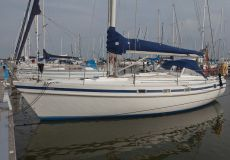 Contest 35, Zeiljacht  for sale by White Whale Yachtbrokers