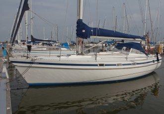 Contest 35, Zeiljacht Contest 35 te koop bij White Whale Yachtbrokers