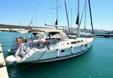 Jeannaeu Sun Odyssey 44i, Zeiljacht  for sale by White Whale Yachtbrokers